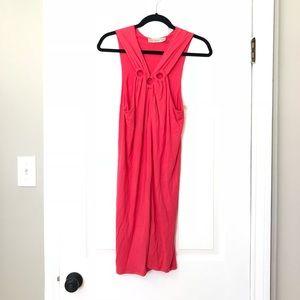 Ted Baker hot pink dress
